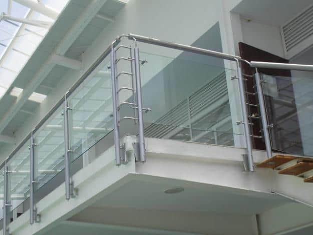 Galeria barandas aceros y aluminios - Barandas de aluminio ...