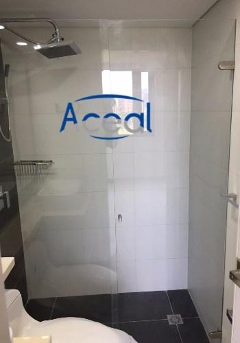 Division de baño batiente 1