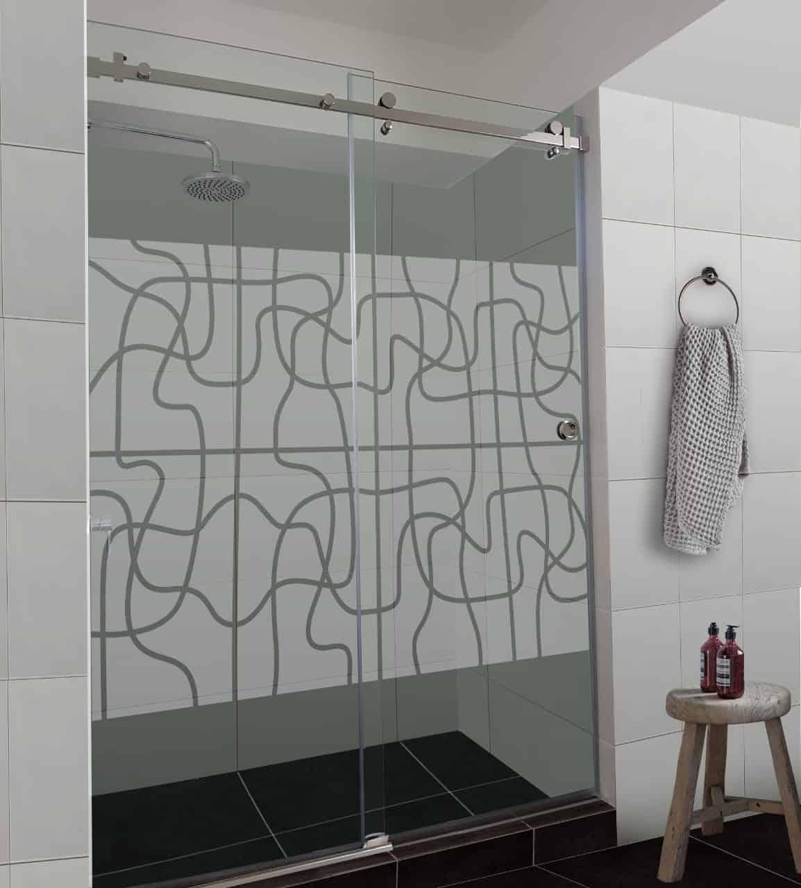 division de baño premium 12