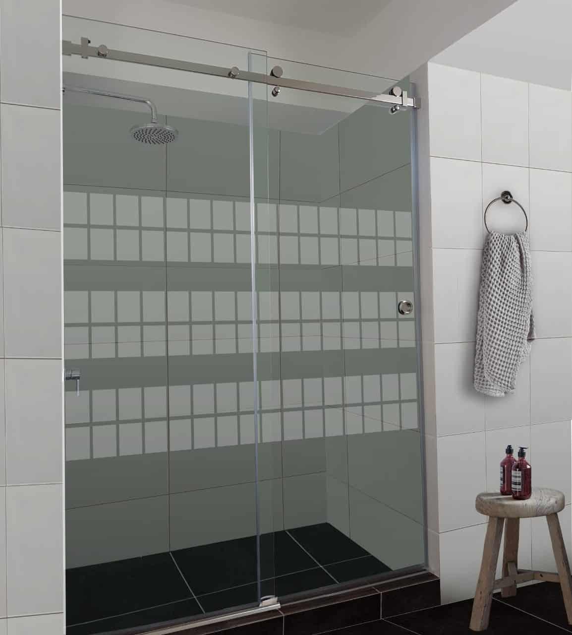 division de baño premium 9